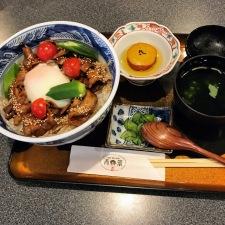 いぶすき黒豚丼 Ibusuki Kurobuta Don