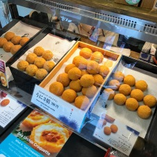 Lots of croquette