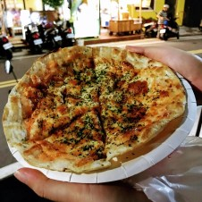 小琉球飛魚卵起司烤餅 Flying Fish Roe Cheese Pizza