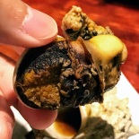 サザエのつぼ焼き Turbo cooked Turban Shell