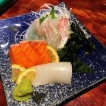 お刺身3点盛り Sashimi