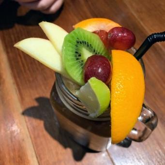 GaBee Iced Fruity Tea